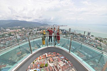 rainbow skywalk penang