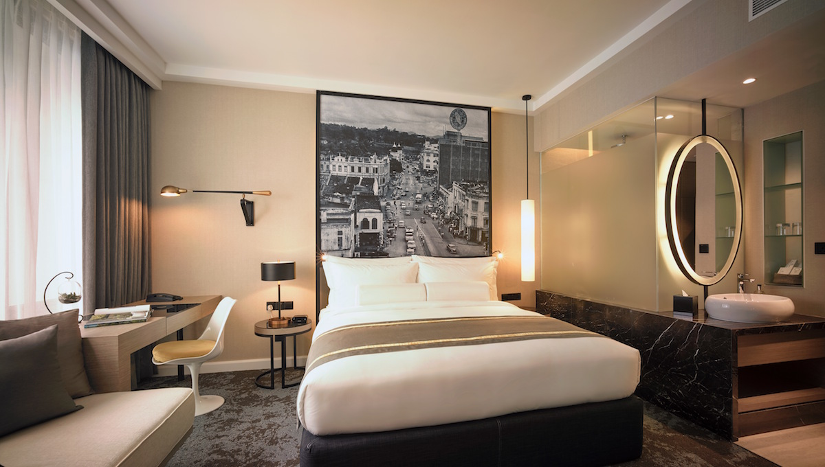 Fashion Inspired Guest Room: Serious Style Coming To Kuala Lumpur With The Opening Of