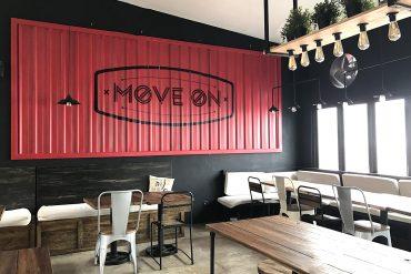 Move On Coffee Shop Yogyakarta