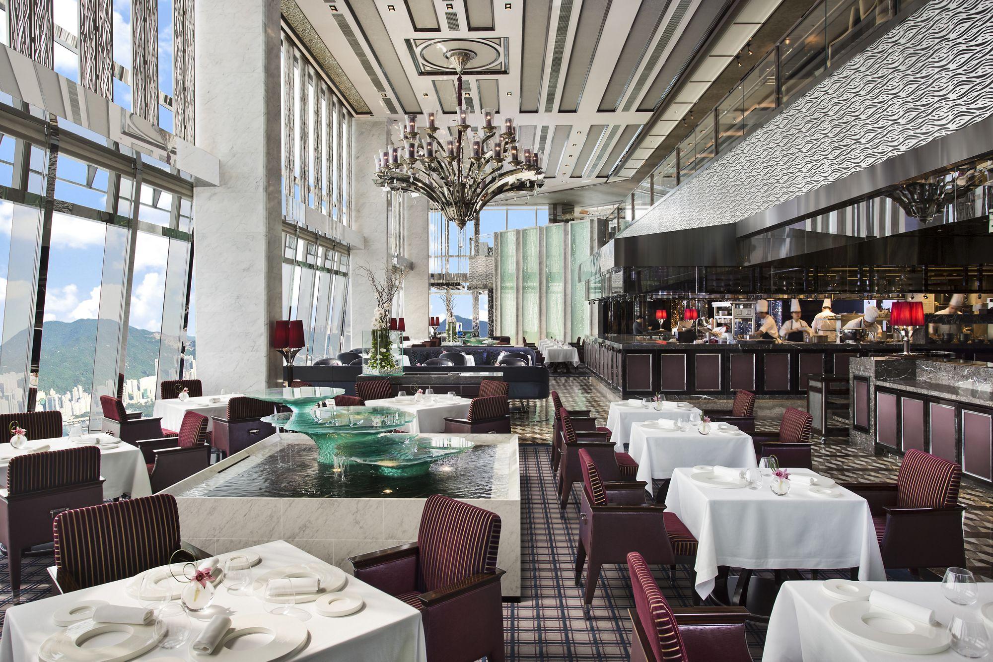 Tosca Restaurant Hong Kong