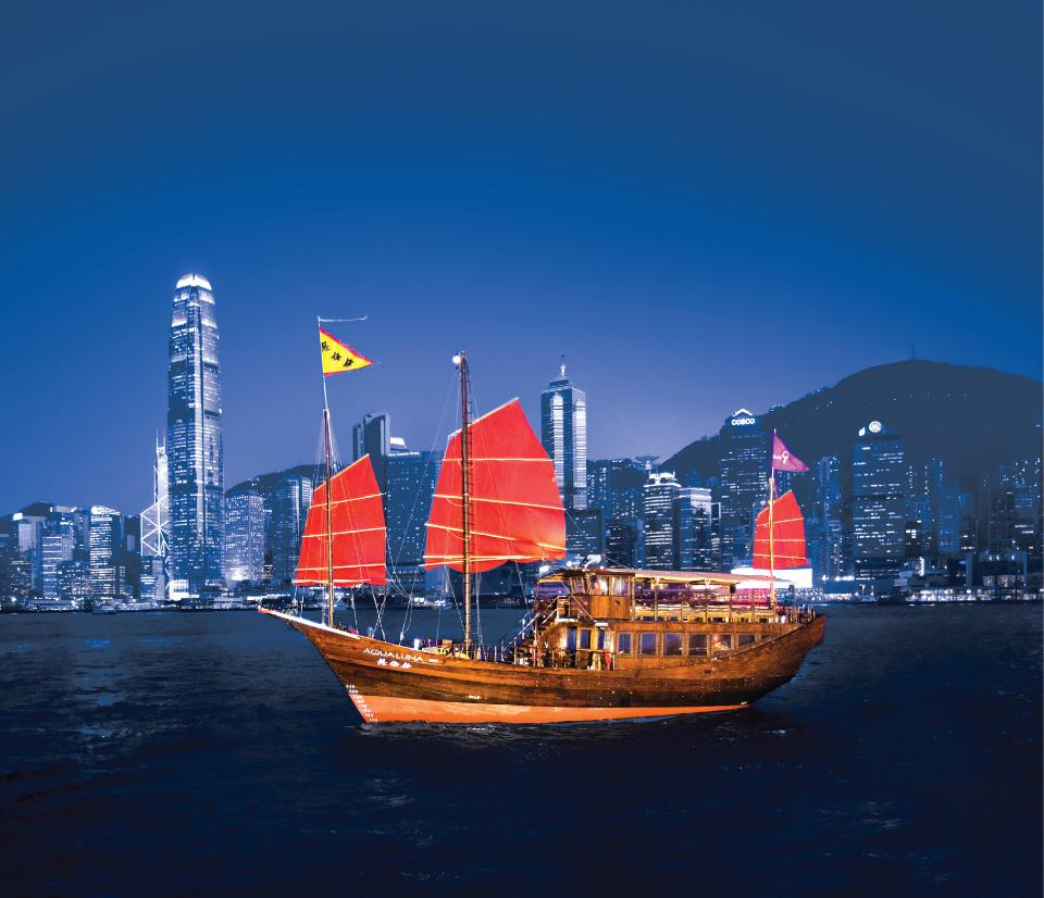 Romantic Sights in Hong Kong