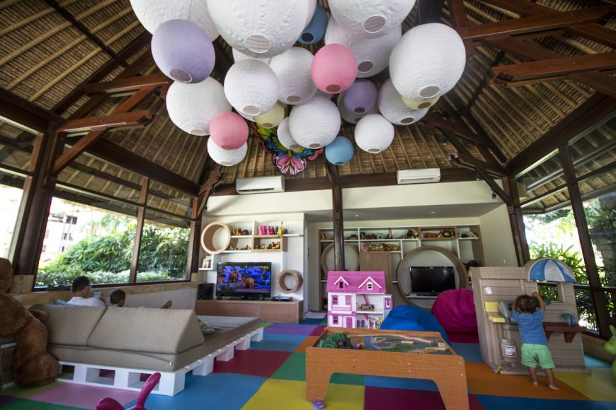 Ayana Kids Club Interior