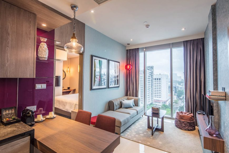 Mercure Singapore Bugis Suite 2