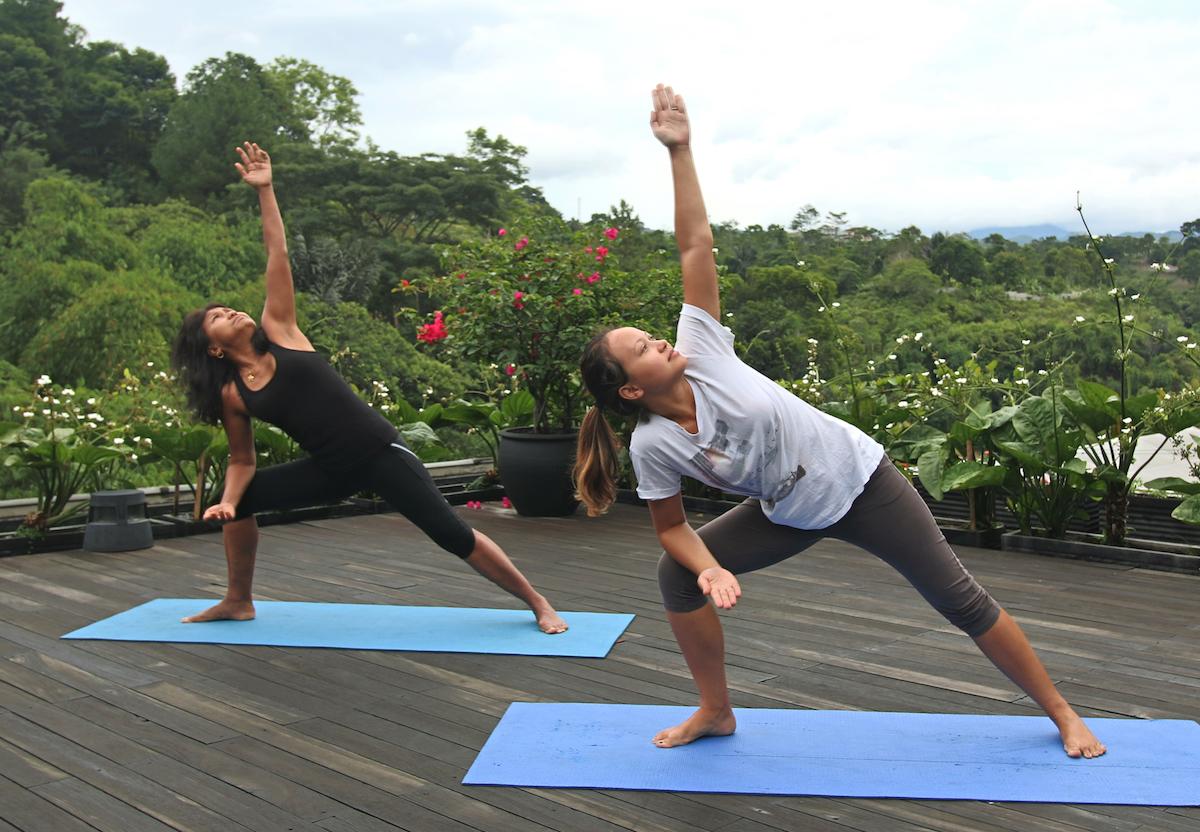 Padma Hotel Bandung Activities Review