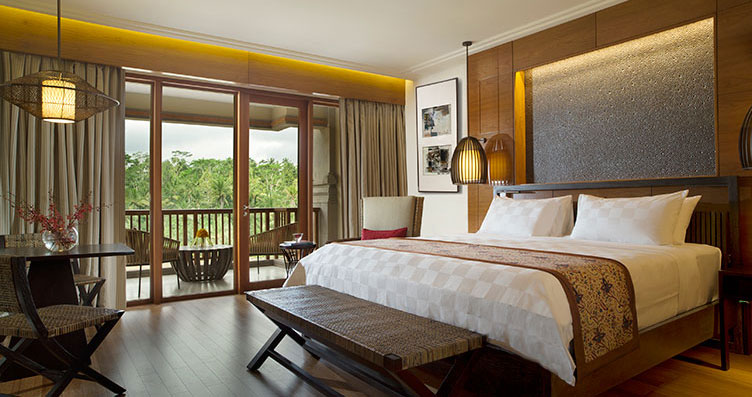 Padma Resort Ubud Premier Room Review