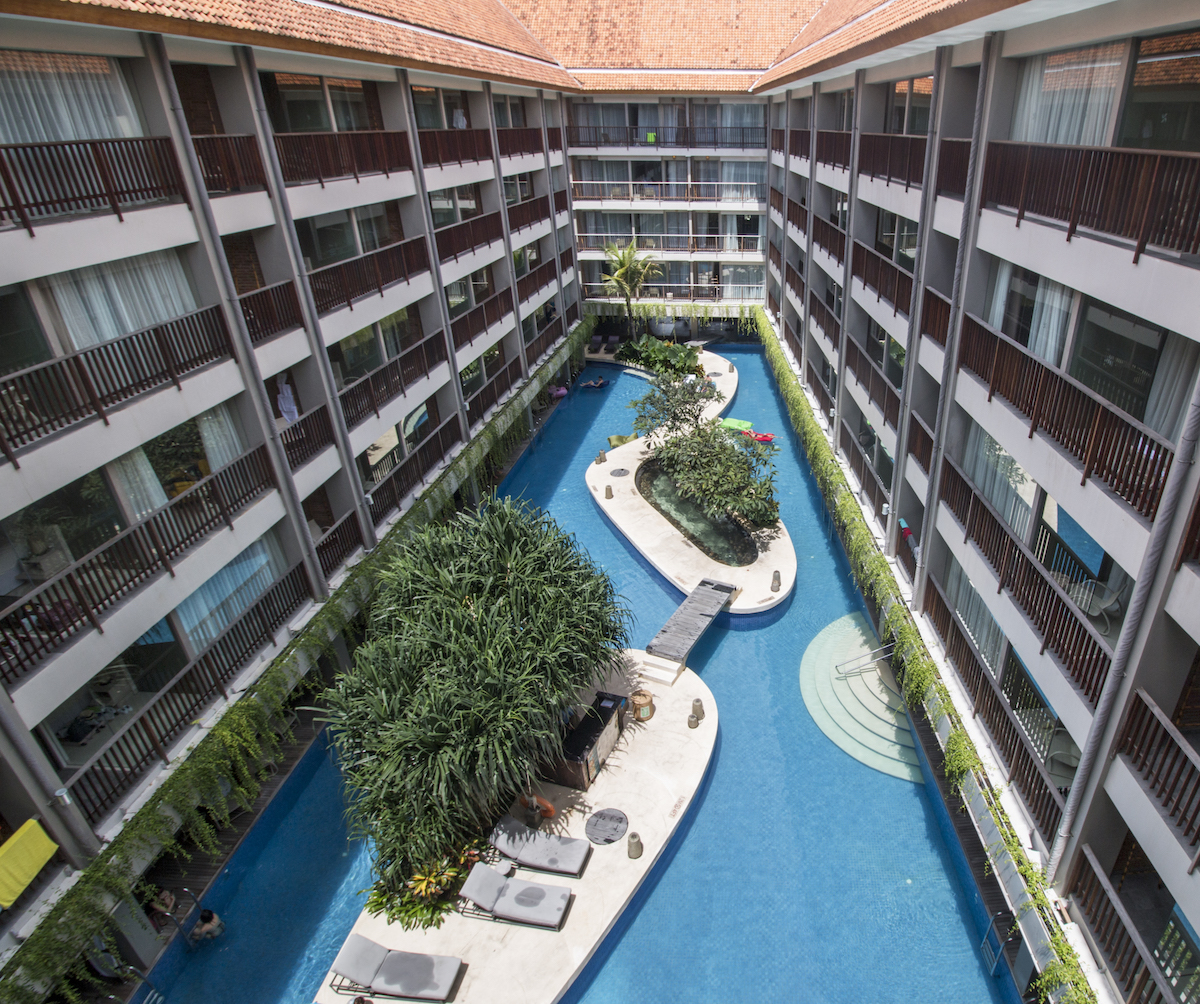 Four Points by Sheraton Kuta review Pool