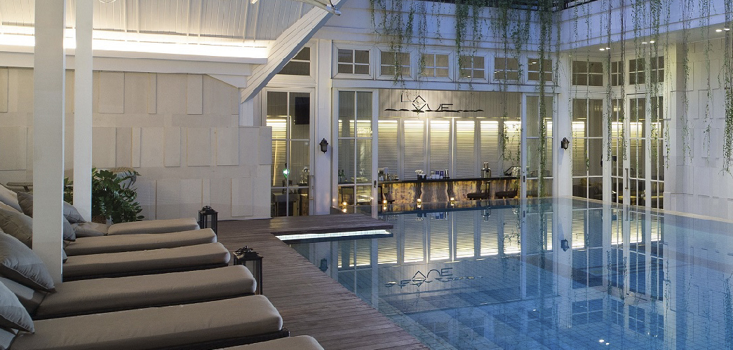 where to stay in Menteng Jakarta The Hermitage hotel