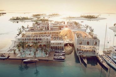 floating mini venice in dubai