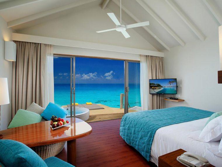 meeru beach bungalow