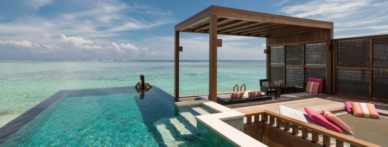 Maldives Resorts Accessible by Speedboat - Four Seasons Kuda Huraa