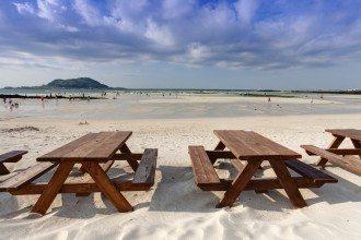 Jeju Island South Korea Beach
