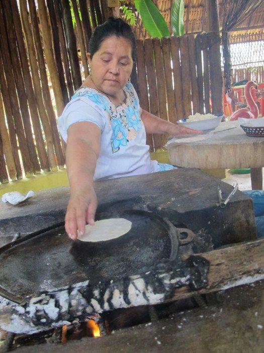 Photo Tour: Cancun's cultural side