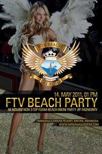 FTV Beach Party Bintan