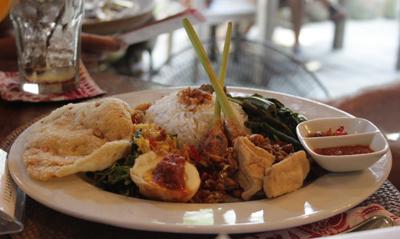 Biku Restaurant Bali Indonesian Cuisine