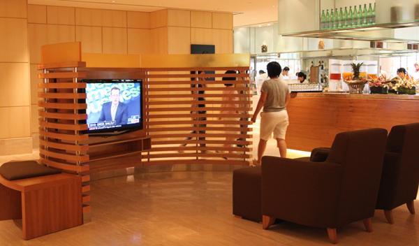 Sheraton Nha Trang Business Area and buffet