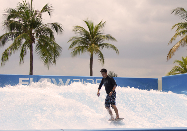WaveHouse Flowrider
