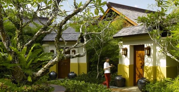 CHI, The Spa at Rasa Sayang Resort and Spa by Shangri-La Penang Malaysia Travel Guide