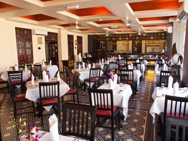 The Cinnamon Restaurant Hotel Penaga