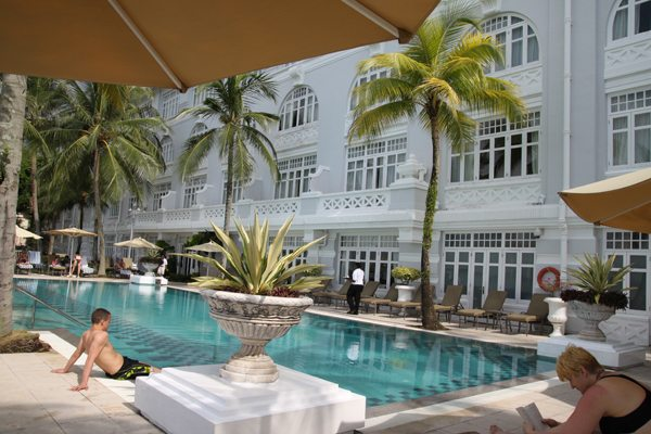 Eastern and Oriental Hotel Penang