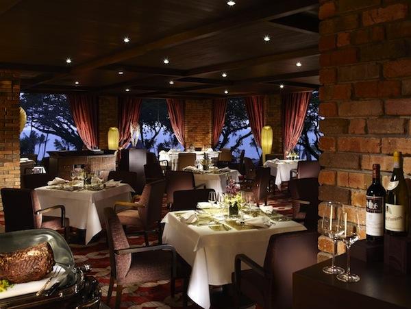 Feringgi Grill Rasa Sayang Resort and Spa