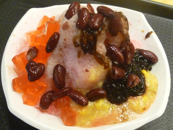 Ice Kachang Malaysia Food Street Resorts World Sentosa Review