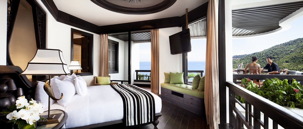 InterContinental Danang Sun Peninsula Resort Vietnam Premium King - guestroom