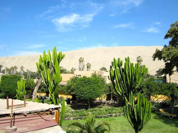Hotel Carola del Sur Huacachina Peru