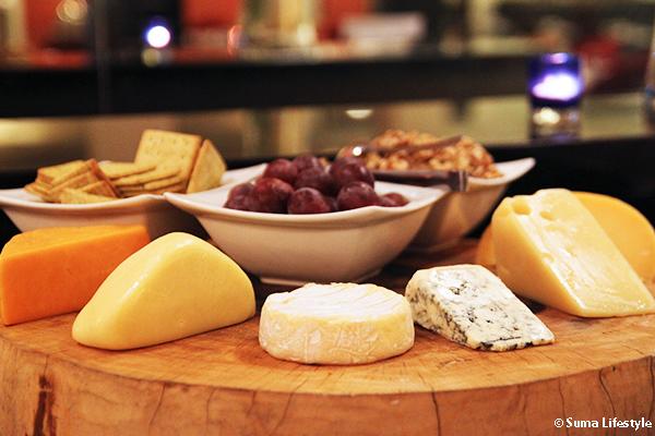 Sperta Friday BBQ Seafood Buffet at Grand Kemang Cheese Platter