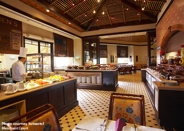 Ellenborough Market Cafe Swissotel Merchant Court Singapore Review