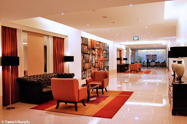 GrandKemang Hotel Jakarta Interior