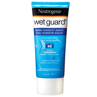 Neutrogena Wet Guard Water Proof Sunscreen