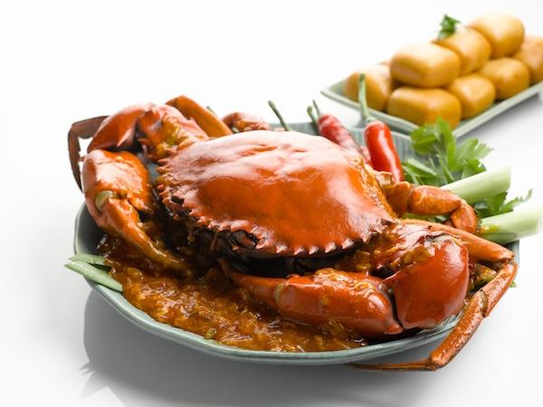 PARKROYAL Crab Feast Buffet