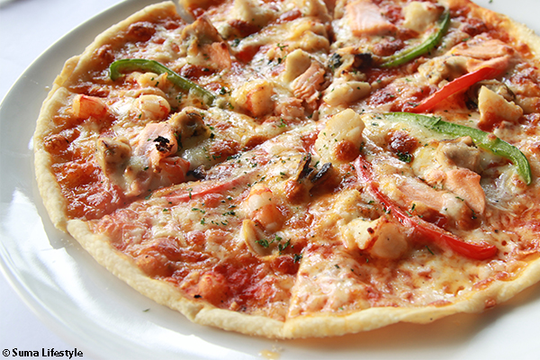 Publo Restaurant Kemang Jakarta Pizza