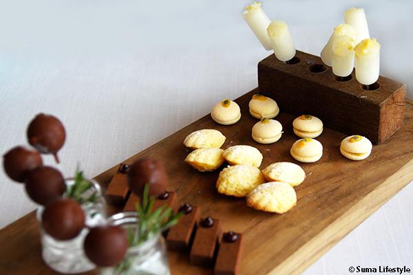 Jaan Restaurant Artisanal Cuisine Mignardises
