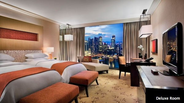 Deluxe Room at Marina Bay Sands