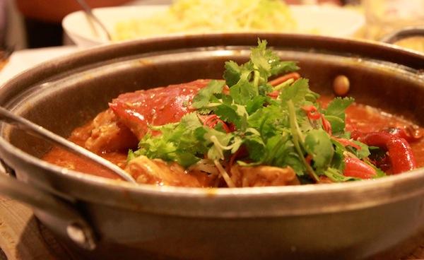 Jumbo Seafood Restaurant Chilli Crab