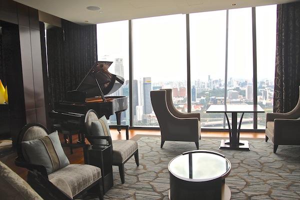 MBS Suite Living Room