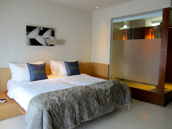 The Haven Hotel Bali Room