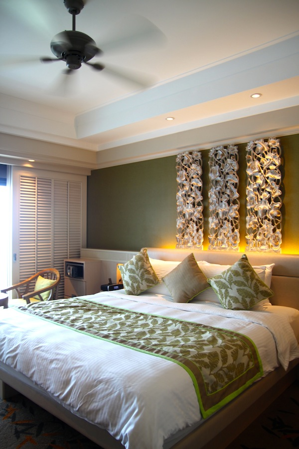 Shangri-La's Rasa Sentosa Resort Singapore Panorama Room