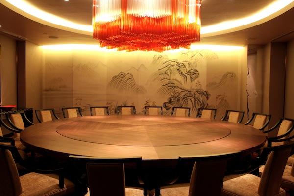 Hai Tien Lo Restaurant in Pan Pacific Review