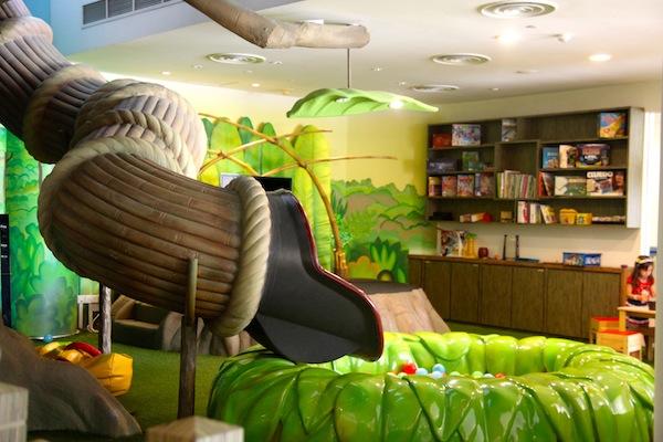 Shangri-La's Rasa Sentosa Resort Singapore Kids Playground