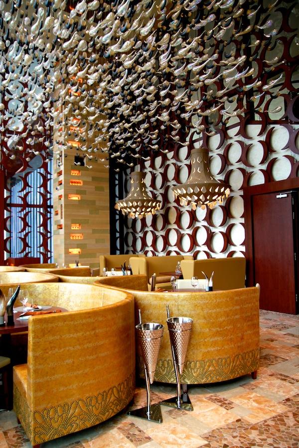 Skirt Restaurant at W Hotel Singapore