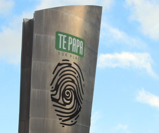 Te PaPa Museum Wellington New Zealand