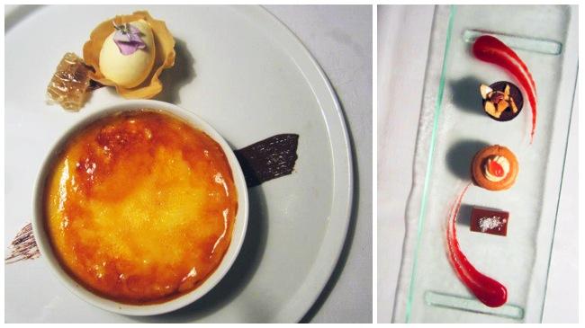 Hippopotamus Restaurant at Museum Art Hotel Wellington Dessert