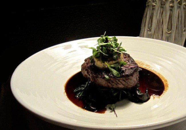 Hippopotamus Restaurant at Museum Art Hotel Wellington Steak
