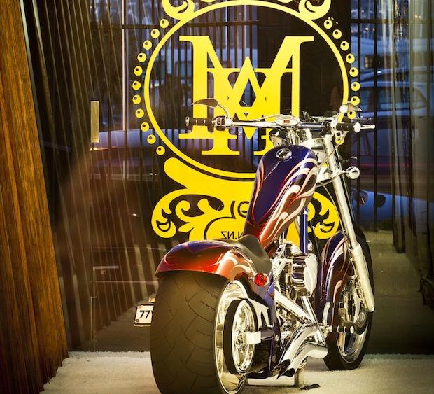 Museum Art Hotel Super Bike