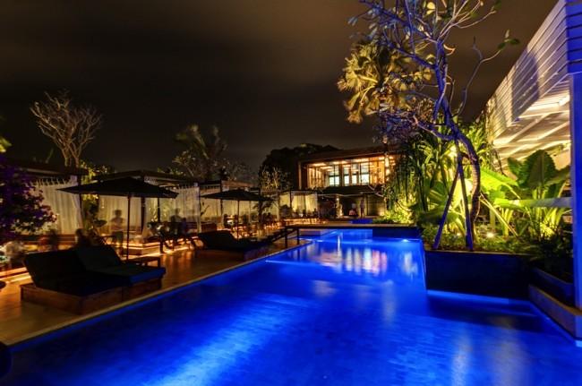 Mozaic Beach Club Bali