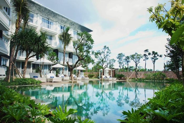 Fontana Hotel Bali Pool