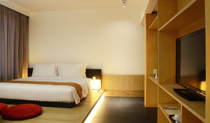 Fontana Hotel Bali Room