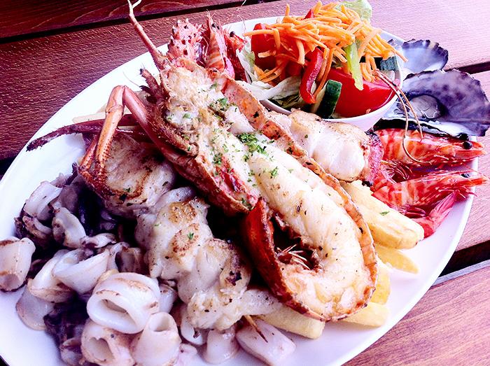Kailis Fremantle Fish Market Cafe